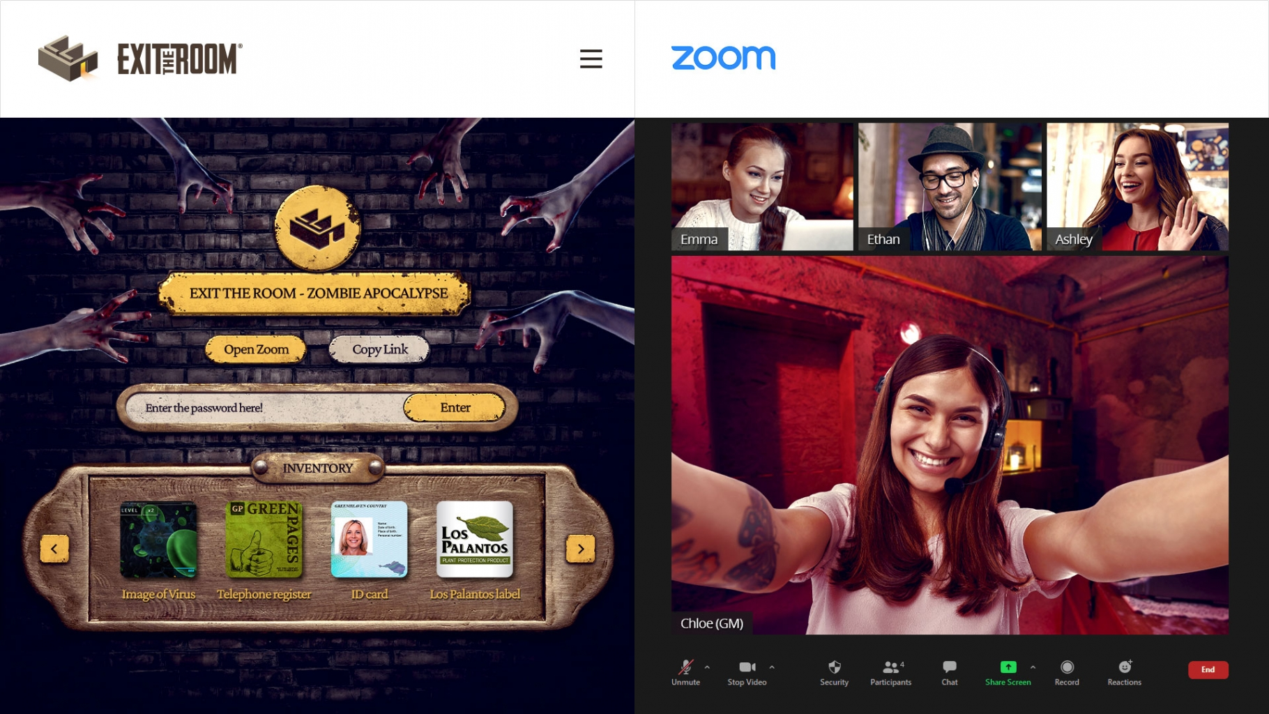 What Is An Online Escape Room?
